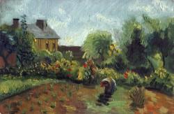 Estudo sobre Pissarro