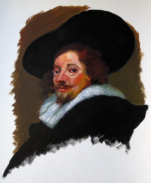 Estudo sobre Rubens