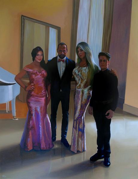 Família de Marcelo Gimenez
