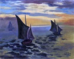 Barcos de Monet