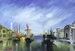 Canal de Veneza