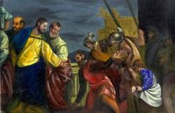 Cristo e Soldados