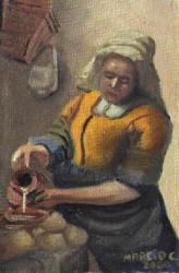 Leiteira de Vermeer