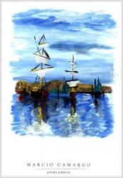 Marinha - aquarela