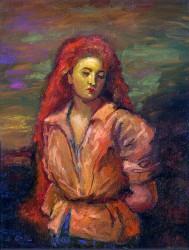 Mulher Ruiva