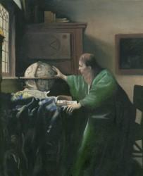 O Astrônomo de Vermeer