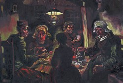 Os Comedores de Batata
