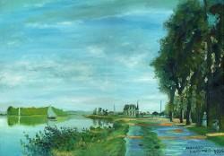Releitura sobre Monet