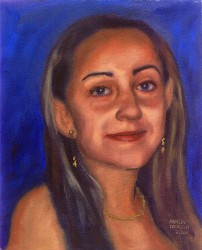 Retrato Aline