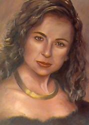 Retrato - Celina Castro