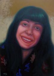 Retrato Cristina Giannotti