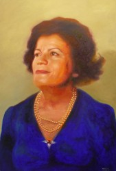 Retrato - D. Gilda