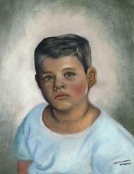 Retrato de Gabriel Lamounier