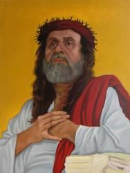 Retrato de Inri Cristo