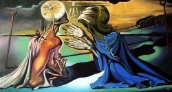 Tristão e Isolda - Releitura sobre Salvador Dalí