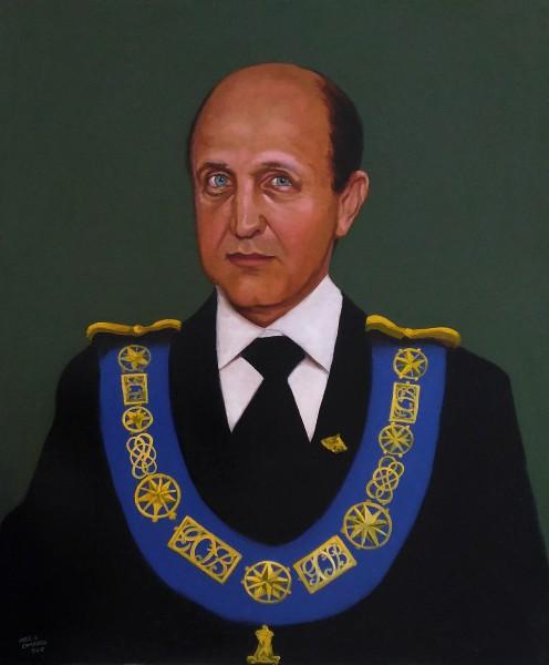 Retrato de Eduardo Resende