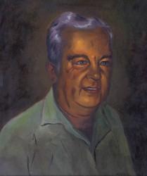 Retrato de Osório Garcia