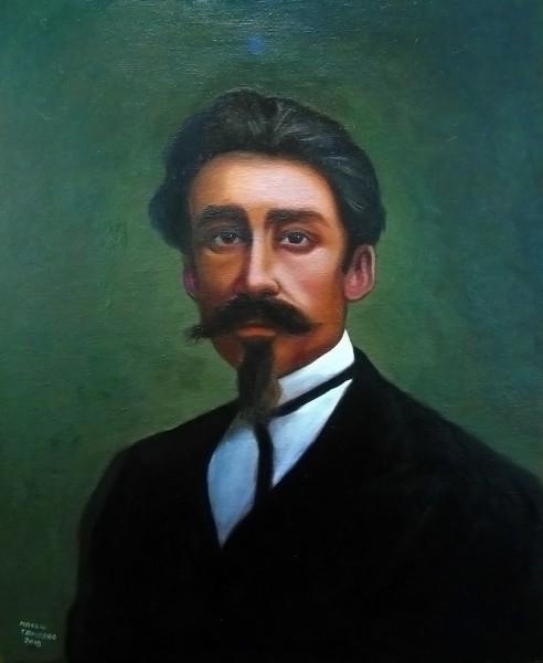Retrato de Pedro Américo