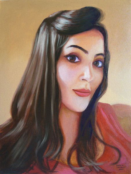 Retrato de Suelen