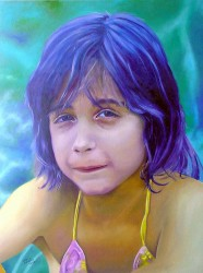 Retrato Débora Cristina